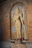 Four armed Vishnu  in Nathlaung Kyaung Royalty Free Stock Image