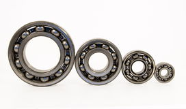 Four bearings Royalty Free Stock Photo