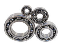 Four bearings Royalty Free Stock Photos