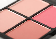 Four Blush Compact Royalty Free Stock Images