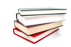 Four books Stock Images