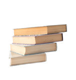 Four books Royalty Free Stock Image