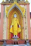 Four Buddha Image, Bago, Myanmar Stock Images