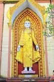 Four Buddha Image, Bago, Myanmar Royalty Free Stock Image