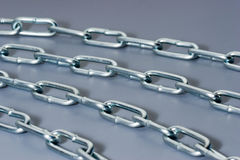 Four Chains Stock Photos