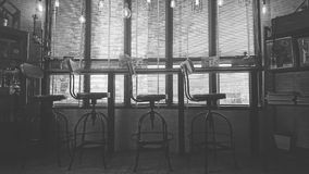 four chairs Royalty Free Stock Photography