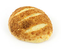 Four cheese boule bread Royalty Free Stock Image