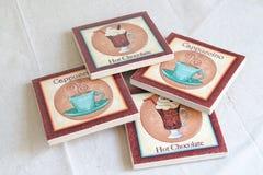 Four Coasters Stock Photos