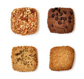 Four cookies Stock Photo