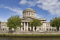 Four Courts Royalty Free Stock Photography