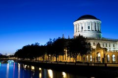 Four Courts Stock Photography