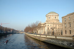 Four Courts Stock Images