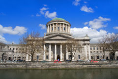 Four Courts Stock Photos