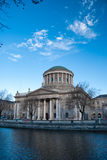 Four Courts in  Dublin Royalty Free Stock Image