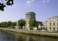 Four Courts Dublin Stock Images