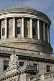 Four Courts in Dublin Royalty Free Stock Images