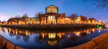 Four Courts, Dublin, Ireland Stock Image