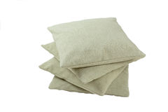 Four cushions Royalty Free Stock Images