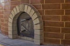 four de brique Photo stock