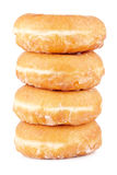 Four delicious donuts Stock Photo