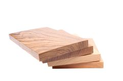 Four different boards. Royalty Free Stock Photo