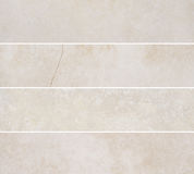 Four different high quality marble background with natural pattern. Stock Photos