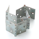 Four door hinges Royalty Free Stock Image