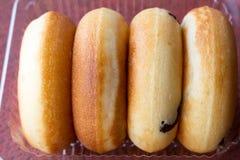 Four doughnut Stock Photo