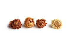 Four Dry  Jasmine Stock Images