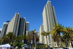 Four Embarcadero Center, San Francisco, USA Royalty Free Stock Photo