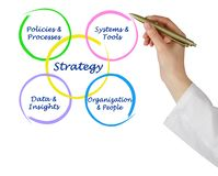 Factors determining strategy of development