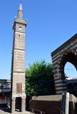 Four-footed minaret Stock Photography
