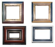 Four frames 04 Royalty Free Stock Image