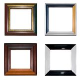 Four frames 06 Royalty Free Stock Images