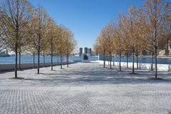 Four Freedoms Park New York City Royalty Free Stock Photography