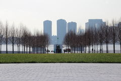 Four Freedoms Park Royalty Free Stock Photos