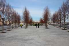 Four Freedoms Park Royalty Free Stock Image