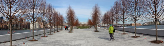 Four Freedoms Park Stock Photo