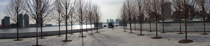 Four Freedoms Park Stock Image