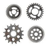 Four Gears stock image