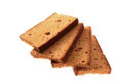 Gingerbread slices Royalty Free Stock Photo