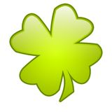 Four Leaf Clover [01] royalty free stock images