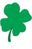 Four leaf clover Stock Photo