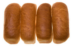 Four loafs Royalty Free Stock Image