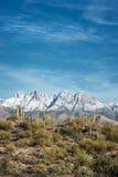 Four Peaks Arizona Royalty Free Stock Image