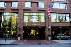 Four Season Hotel, Boston, MA. Stock Photos