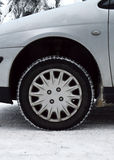 Four season tire Stock Photo