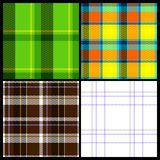 Four Seasons Cloth Seamless Pattern Royalty Free Stock Images