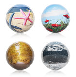 Four seasons concept Royalty Free Stock Image