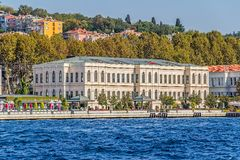Four seasons hotel istanbul Stock Photography